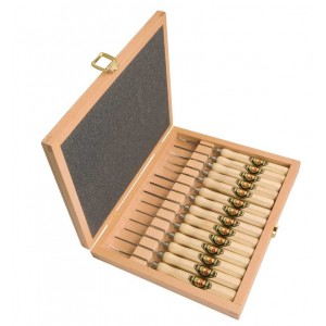 Micro carving tools set