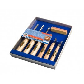 Chip Carving Set 7 pcs.