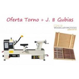 Oferta Torno 1218 VDA +  J. Gubias 1005