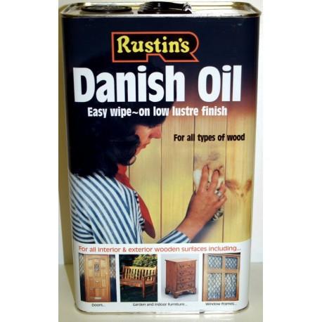 Aceite Danes Rustin 0.5 lt.